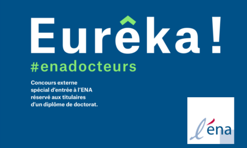 concours ena PhD